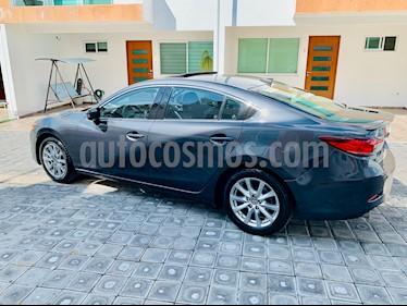 Mazda 6 i Grand Touring Aut usado (2014) color Gris precio $198,000