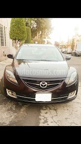 Foto Mazda 6 i Grand Touring Aut usado (2010) color Marron precio $120,000