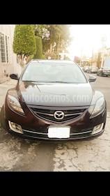 Foto venta Auto usado Mazda 6 i Grand Touring Aut (2010) color Marron precio $120,000