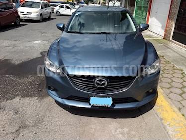 Mazda 6 i Grand Touring Aut usado (2016) color Azul precio $267,500