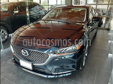 Foto venta Auto usado Mazda 6 i Grand Touring Aut (2019) color Negro Cereza precio $369,000