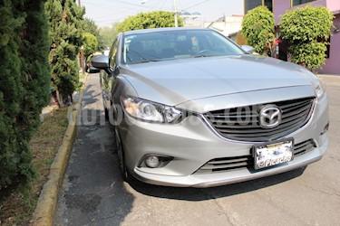 Mazda 6 i Grand Touring Aut usado (2016) color Plata precio $255,000