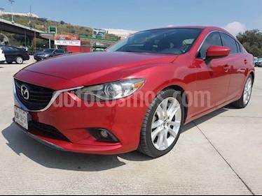 Mazda 6 i Grand Touring Aut usado (2015) color Rojo Sangria precio $209,000