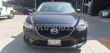 Foto venta Auto usado Mazda 6 i Grand Touring Aut (2018) color Negro Onix precio $330,000