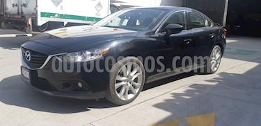 Mazda 6 i Grand Touring Aut usado (2018) color Negro Onix precio $330,000