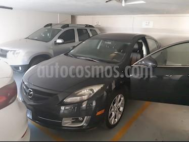 Foto venta Auto usado Mazda 6 i Grand Touring Plus (2012) color Gris Meteoro precio $145,000