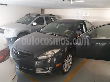 Mazda 6 i Grand Touring Plus usado (2012) color Gris Meteoro precio $145,000
