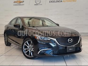 Foto venta Auto usado Mazda 6 i Grand Touring Plus (2017) color Negro precio $305,000