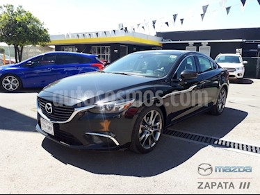 Foto venta Auto usado Mazda 6 i Grand Touring Plus (2017) color Negro precio $355,000