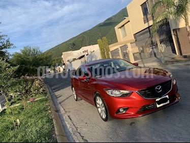 Mazda 6 i Grand Touring Plus usado (2015) color Rojo precio $269,500