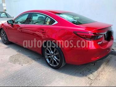 Mazda 6 i Grand Touring Plus usado (2016) color Rojo precio $300,000