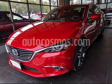 Foto venta Auto usado Mazda 6 i Grand Touring Plus (2017) color Rojo precio $309,000