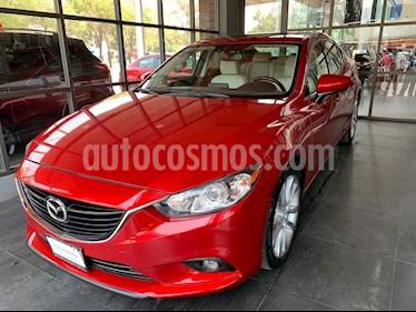 Foto venta Auto usado Mazda 6 i Grand Touring Plus (2016) color Rojo precio $260,000