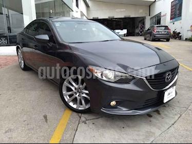 foto Mazda 6 i Grand Touring Plus usado (2014) color Gris precio $188,500