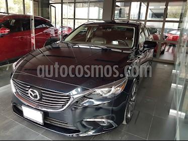 Foto venta Auto usado Mazda 6 i Grand Touring Plus (2017) color Negro precio $315,000