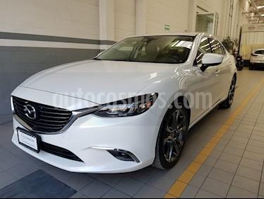 Foto venta Auto Seminuevo Mazda 6 i Grand Touring Plus (2018) color Blanco Perla precio $379,000