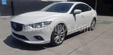 Mazda 6 i Grand Touring usado (2018) color Blanco Perla precio $330,000