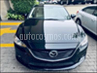 Mazda 6 i Grand Touring usado (2015) color Negro precio $229,000