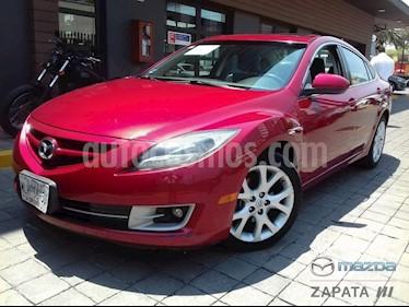 Foto venta Auto usado Mazda 6 i Grand Touring (2012) color Rojo Sangria precio $160,000