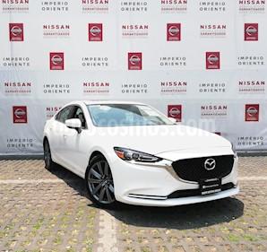 Foto venta Auto usado Mazda 6 i Grand Touring (2019) color Blanco precio $410,000