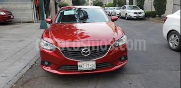 Foto venta Auto usado Mazda 6 i Grand Touring (2016) color Rojo precio $264,000