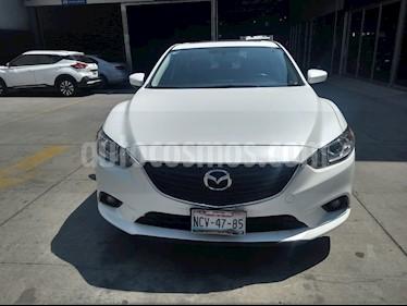 Foto venta Auto usado Mazda 6 i Grand Touring (2018) color Blanco Perla precio $379,900