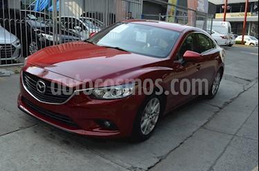 Mazda 6 i Sport Aut  usado (2015) color Rojo Sangria precio $210,000