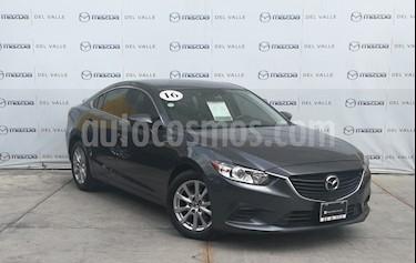 Foto Mazda 6 i Sport Aut  usado (2016) color Gris precio $260,000