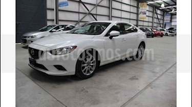 Foto venta Auto usado Mazda 6 i Sport Aut (2017) color Blanco precio $259,800