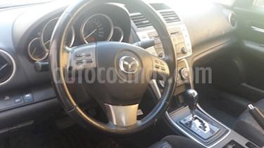 Mazda 6 i Sport Aut usado (2009) color Blanco precio $125,000