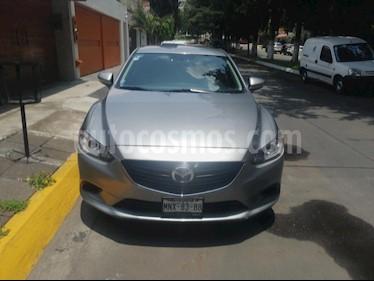 Mazda 6 i Sport Aut  usado (2015) color Gris Cometa precio $199,999
