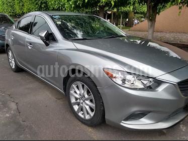Foto Mazda 6 i Sport Aut  usado (2014) color Plata precio $154,000