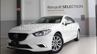 Foto Mazda 6 i Sport Aut usado (2016) color Blanco precio $235,000
