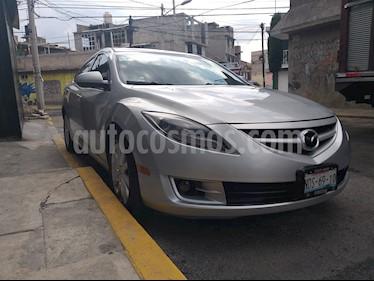 Mazda 6 i Sport Aut  usado (2013) color Plata precio $115,000