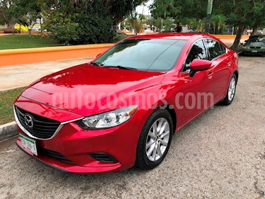 Foto venta Auto usado Mazda 6 i Sport Aut  (2014) color Rojo precio $169,000