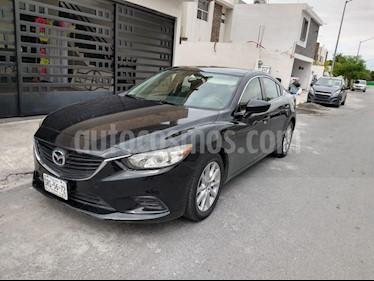 Mazda 6 i Sport Aut  usado (2014) color Negro precio $186,000