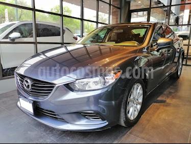 Foto venta Auto usado Mazda 6 i Sport Aut  (2017) color Plata precio $257,000