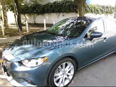 Foto Mazda 6 i Sport   usado (2014) color Azul Acero precio $185,000