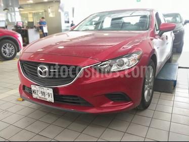 Foto venta Auto usado Mazda 6 i Sport (2015) color Rojo Autentico precio $205,000
