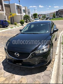 Mazda 6 i Sport usado (2016) color Negro precio $220,000