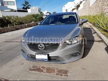 Foto venta Auto Seminuevo Mazda 6 i Sport (2016) color Plata precio $220,000