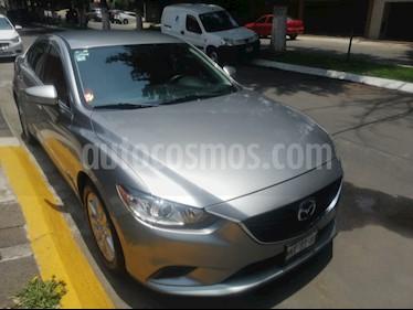 Foto Mazda 6 i Sport  usado (2014) color Gris precio $198,999
