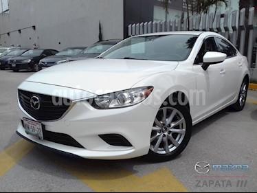 Foto venta Auto usado Mazda 6 i Sport (2016) color Blanco Perla precio $220,000