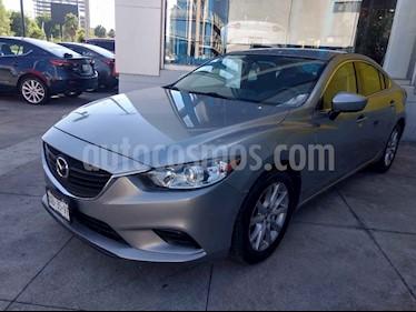 Foto venta Auto usado Mazda 6 i Sport (2015) color Gris precio $207,000