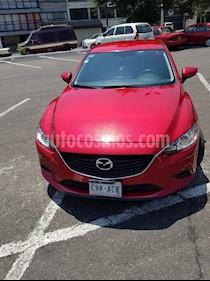 Mazda 6 i Sport usado (2016) color Rojo precio $240,000