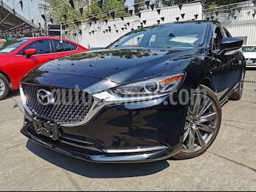 Mazda 6 Signature usado (2019) color Negro precio $415,000
