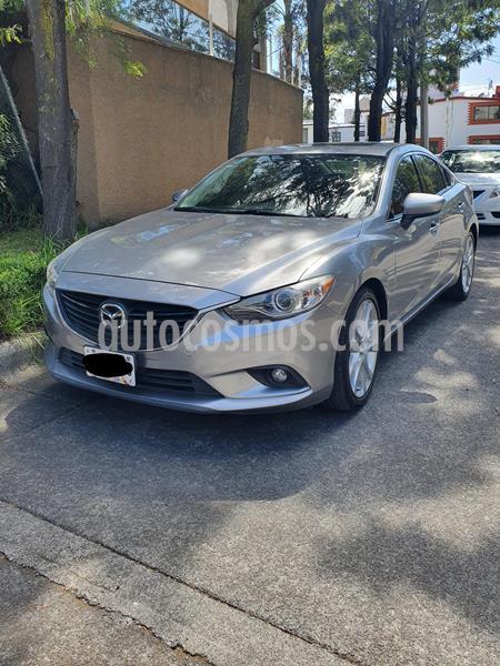 Mazda 6 i Grand Touring Plus usado (2014) color Gris precio $185,000