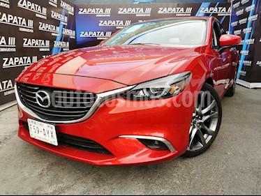 Mazda 6 i Grand Touring Plus usado (2017) color Rojo precio $310,000
