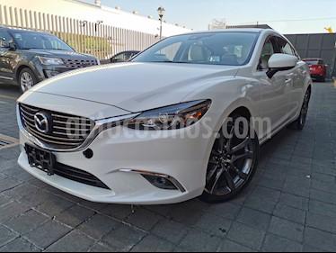 Mazda 6 i Grand Touring usado (2018) color Blanco Perla precio $325,000
