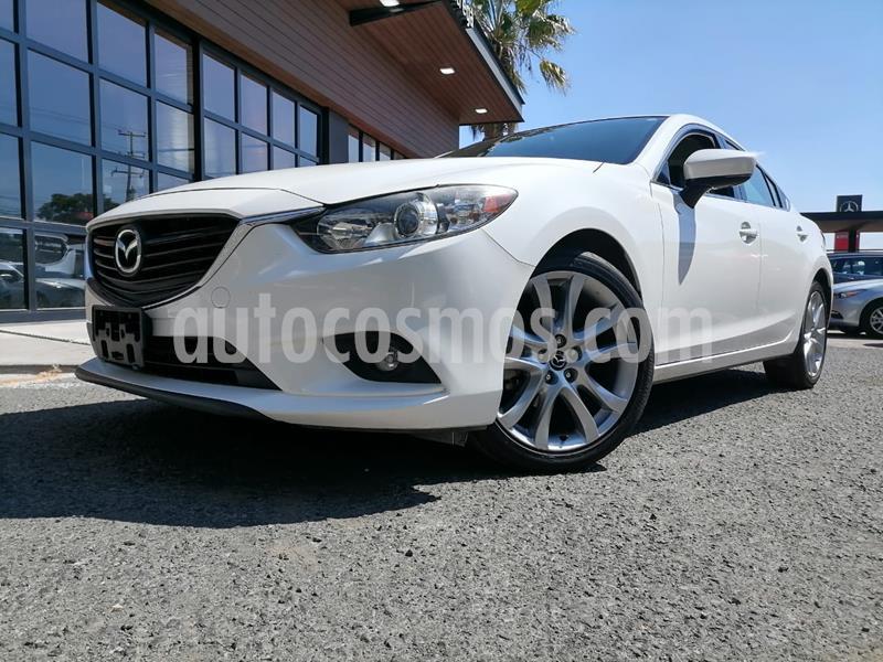 Foto Mazda 6 i Grand Touring Aut usado (2017) color Blanco Techno precio $270,000